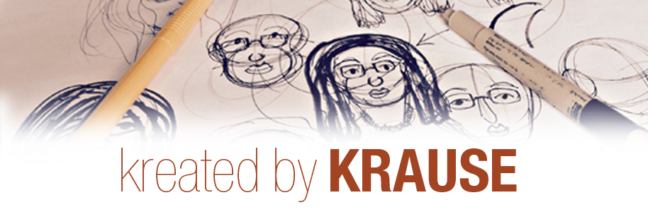 Kreated By Krause Drawing Instruction Part Ii What Did Work