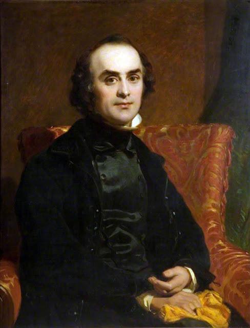 John Prescott Knight, Self Portrait, Portraits of Painters, Fine arts, John Prescott, Portraits of painters blog, Paintings of John Prescott, Painter John Prescott