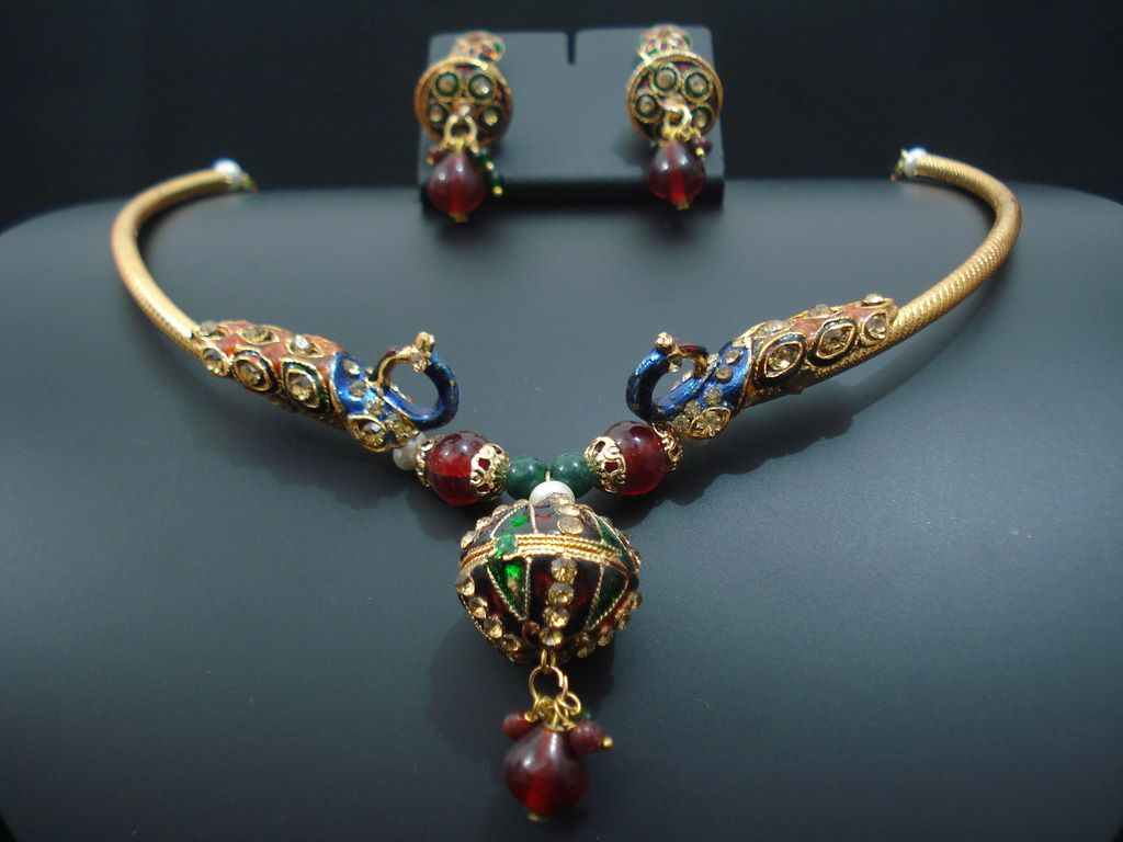 Indian Fashion Jewellery Trends Wholesale
