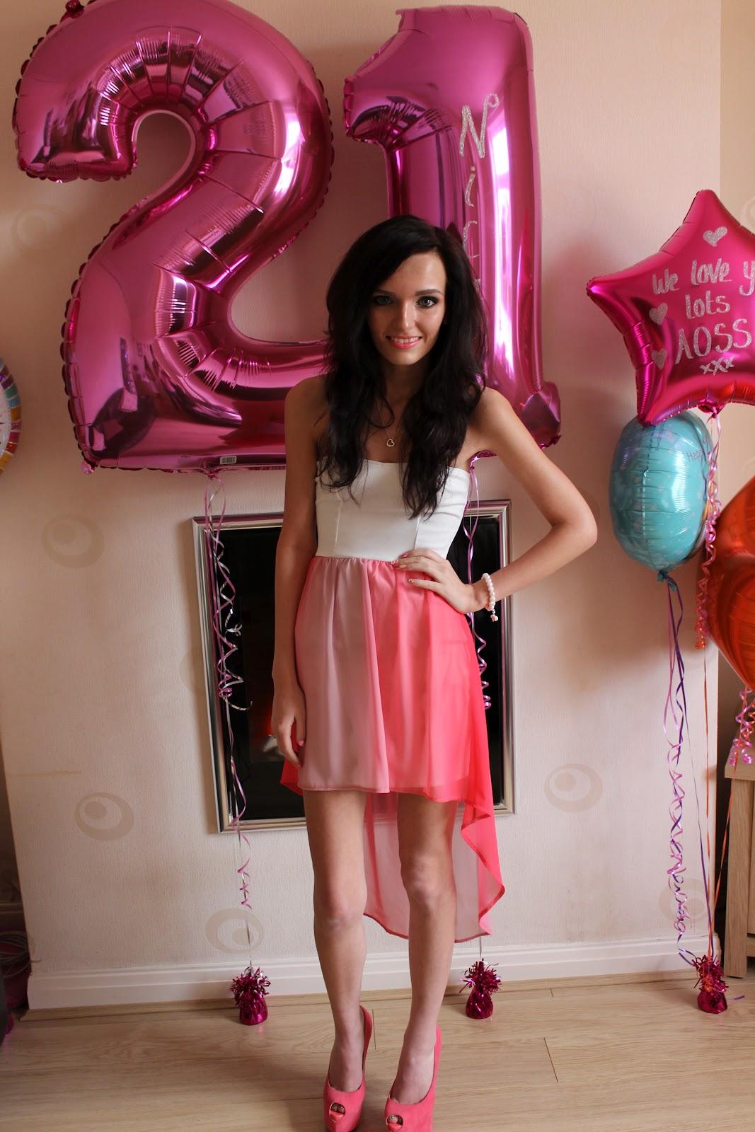 coleyyyful a beauty amp fashion blog my 21st birthday