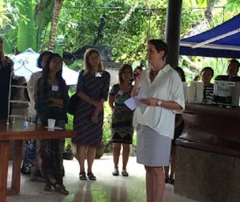 Konjen Australia di Bali Rayakan Hari Perempuan Internasional