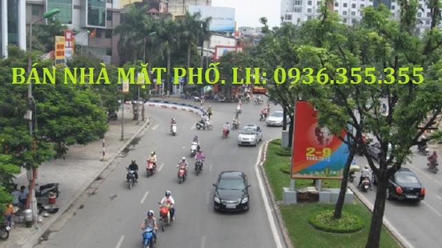 Bán nhà mặt phố Giảng Võ, Ba Đình