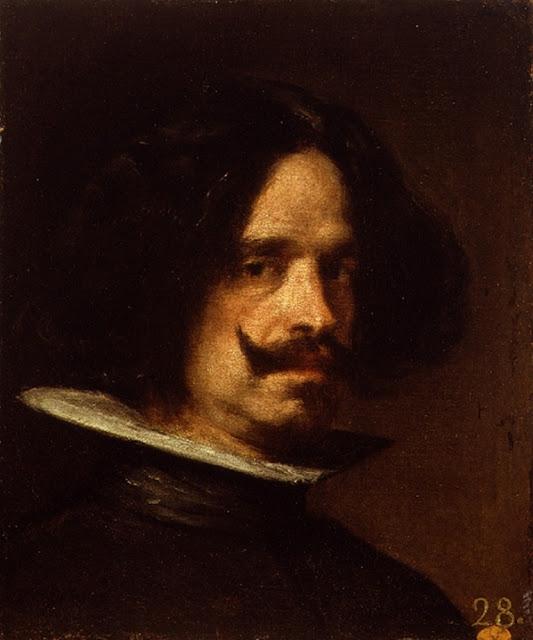 Diego Rodríguez de Silva Velázquez, Self Portrait, Portraits of Painters, Fine arts, Velázquez