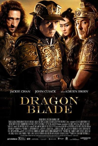 Poster Of Dragon Blade 2015 720p Hindi BRRip Dual Audio Full Movie Download