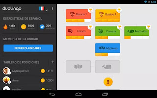 Latest New 2016 Version Free Download Duolingo APK For Android And Tablet