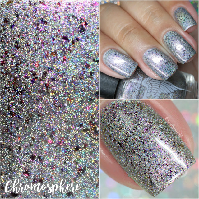 Supernatural Lacquer - Chromosphere | Swatches + Review