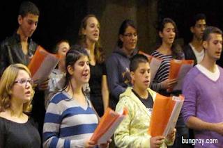 Contoh Doa Kristen Dalam Latihan Paduan Suara