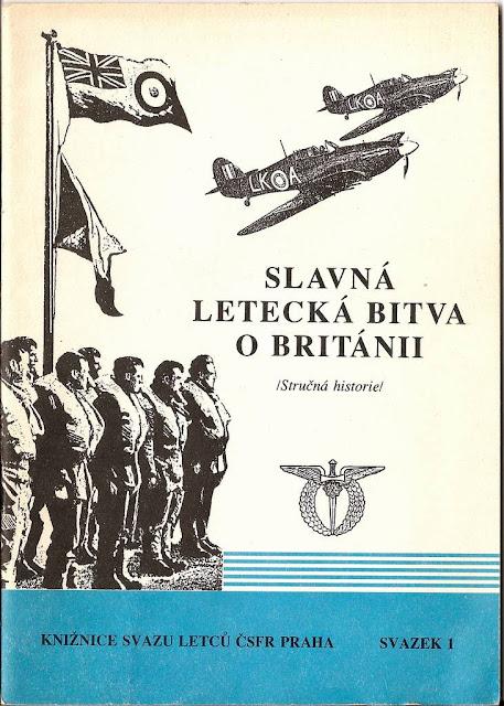 Slavná letecká bitva o Británii