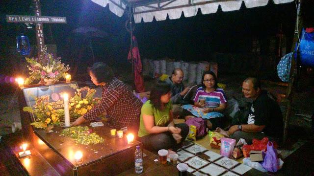 Tradisi Unik Malam Paskah di Palangka Raya