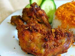 Resep Ayam Goreng Bumbu Kuning Enak Dan Lezat