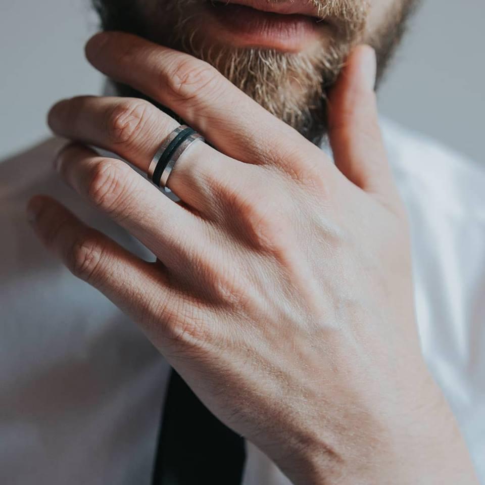 Q+A: MANUP AUSTRALIA   MODERN MEN'S WEDDING RINGS SYDNEY NSW