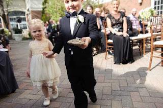 qual a melhor idade para o pajem e a daminha de honra no casamento