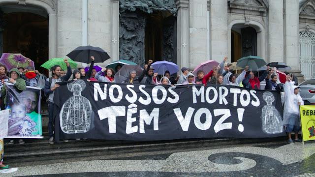 Documentário ''Nossos Mortos Têm Voz'' leva sua pré estreia até o Odeon, no próximo dia 27.