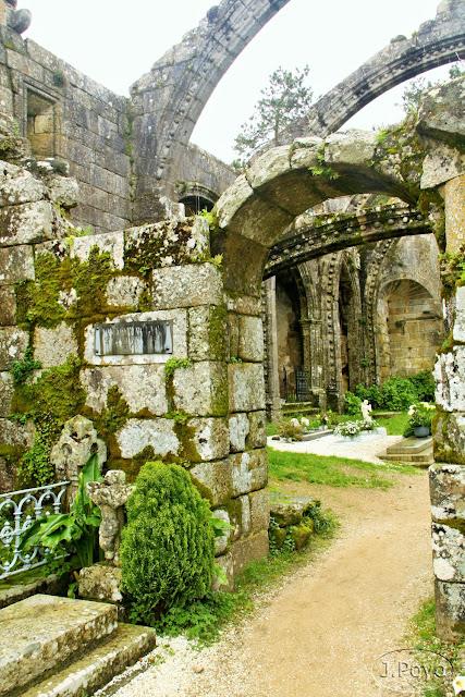 Iglesia Santa Mariña Dozo, Cambados