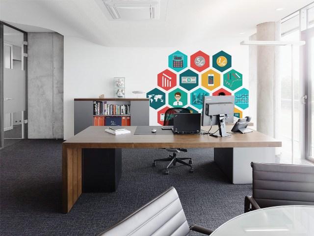 9902d0e061 10 ciekawych aranżacji przestrzeni biurowej - bo biuro nie musi być nudne