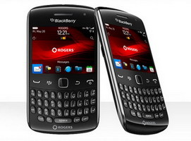 Rogers BlackBerry Curve 9360 launched