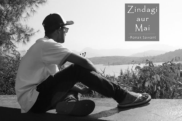 Cover Photo: Zindagi aur Mai - Ronak Sawant