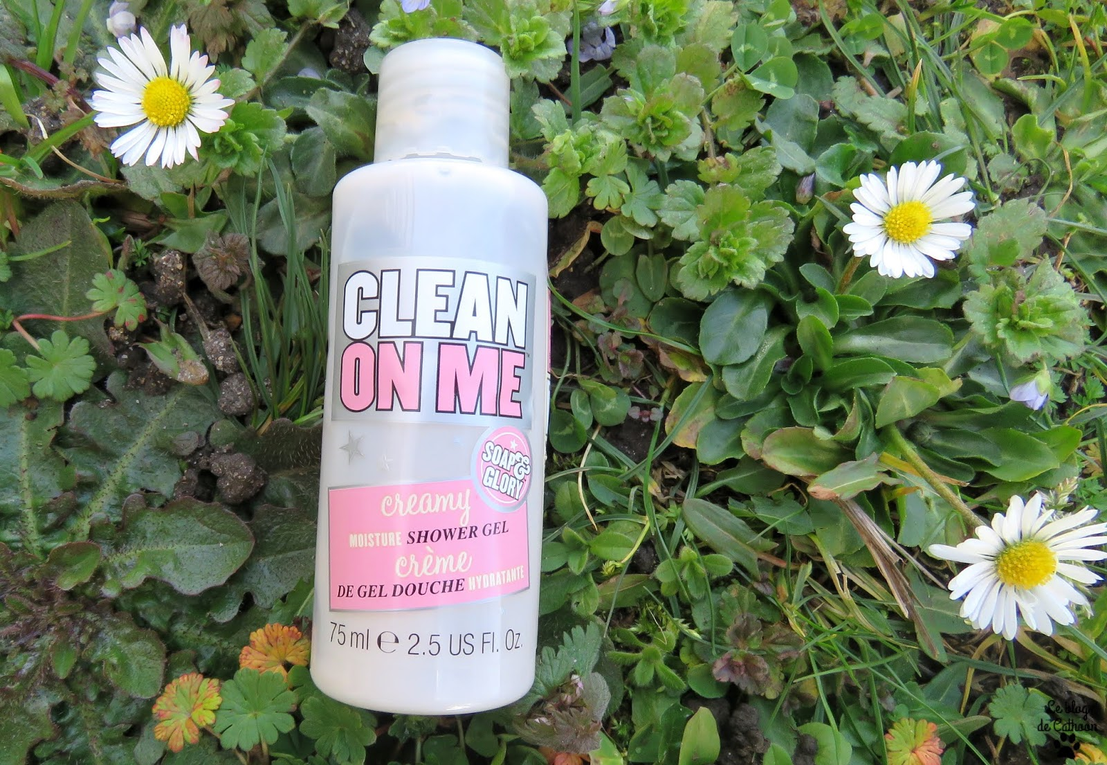 Clean On Me - Crème de Douche - Soap & Glory
