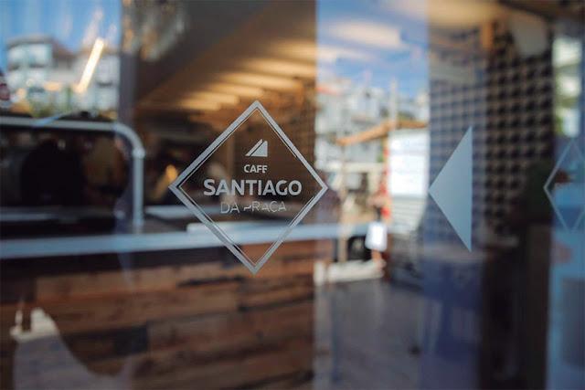 Café Santiago, Francesinha, Porto, Portugal