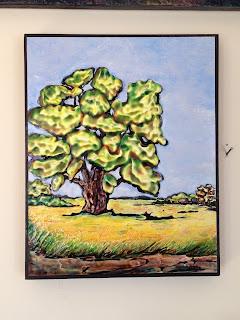 painting, Elgin County, Ontario, Robin Baratta