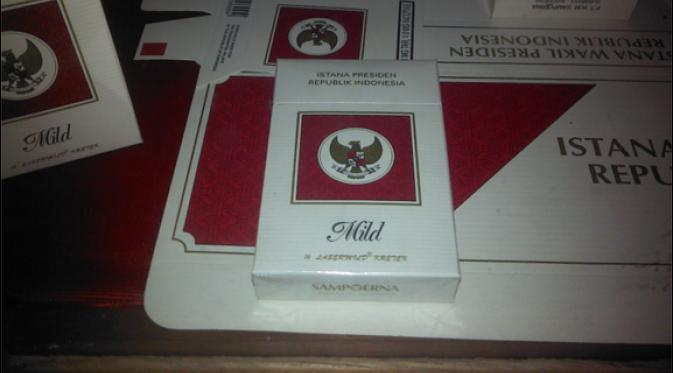 Rokok Istana yang Khusus Beredar di Istana | NeedsIndex.com