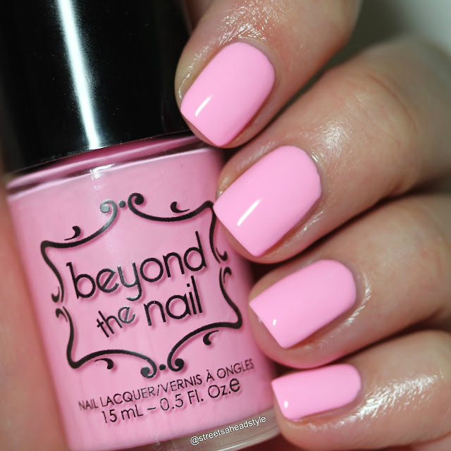 Beyond the Nail Blazing Blush