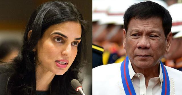 Sagot ng Internatinal Criminal Court sa pagalis ni Duterte bilang miyembro nito.