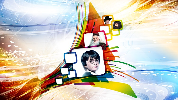 Improve English by Harry Potter Movies - 1a - Coupon
