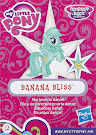 My Little Pony Wave 17 Banana Bliss Blind Bag Card