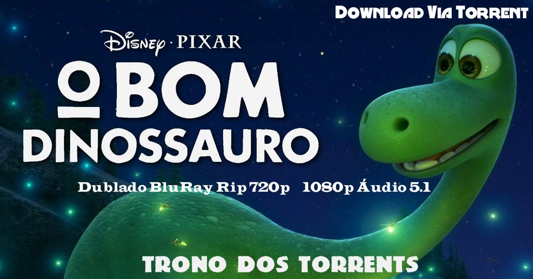 [ Torrent Filme ] O Bom Dinossauro 720p | 1080p Bluray - Audio 5.1 [ Dublado ]