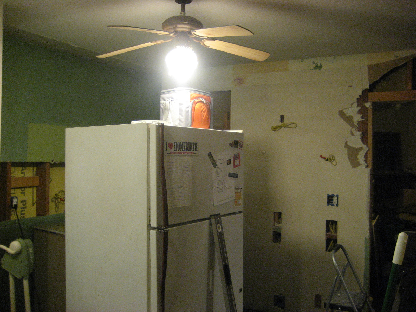 Making It Too Perfect Kitchen Post 6 Electrical Amp Lighting
