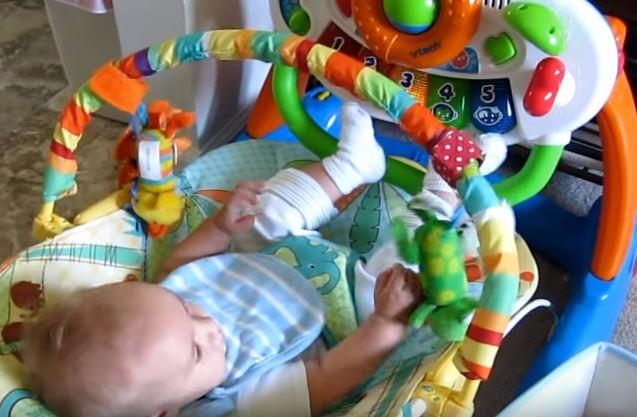 2-3 Aylık Bebek Oyuncakları