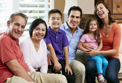 como vivir bien familia