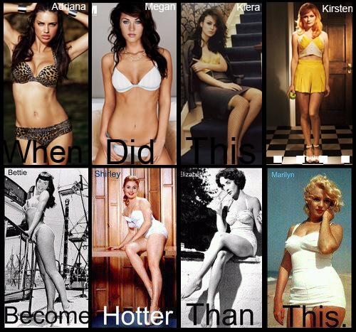 skinny girl vs curvy girl