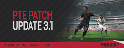 PES17: PTE Patch 2017