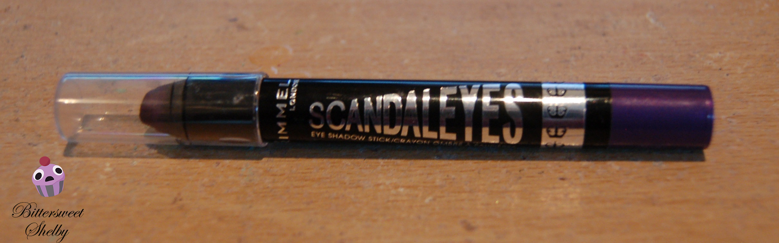 Rimmel Scandaleyes Eye Shadow Stick - Review / Swatches