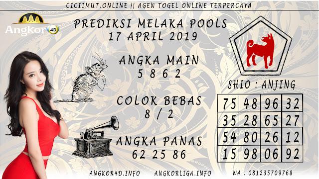 Prediksi Angka Jitu MELAKA POOLS 17 APRIL 2019