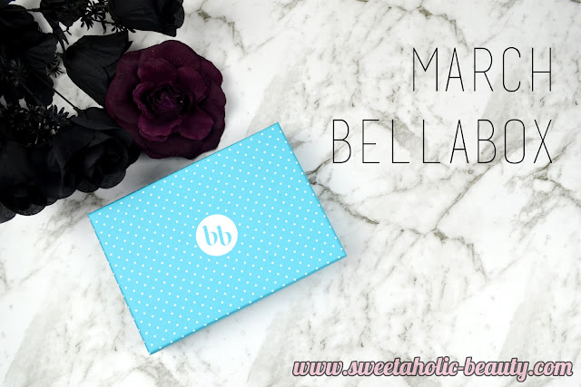 March Bellabox - Sweetaholic Beauty