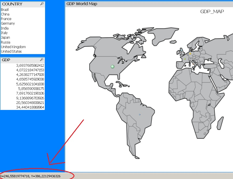 All about bi data integration qlikview static maps reporting now we gonna choose an image for our scatter chart below i can see the coordinates of countries using that info i am gonna create my temp data for gumiabroncs Choice Image