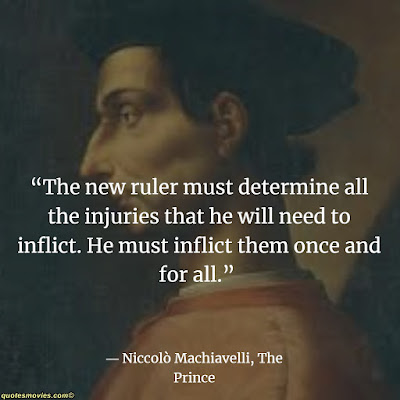 Top Machiavelli inspiring image Quotes