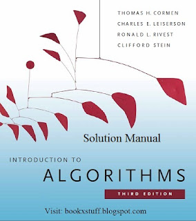 Solution Manual Introduction to Algorithms 3rd Edition