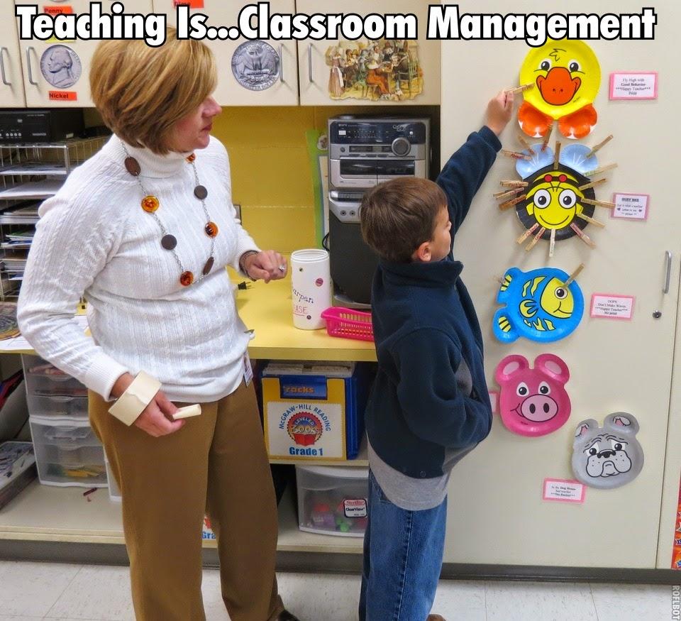 MzTeachuh: Teaching Is   Classroom Management