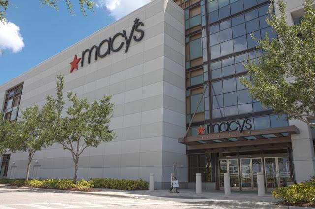 Macy's em Orlando e Miami