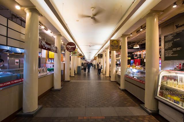 Quincy market-Boston
