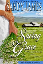 Saving Grace - Sandy James