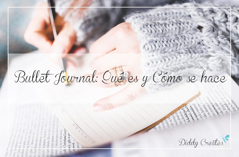 bullet journal desde cero que es como se hace paso a paso