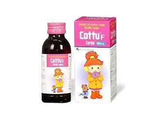 Cottu F là một trong số những lựa chọn tốt nhất cho bé 3- 6 tháng tuổi