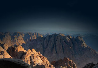 Sinai Egypt is the Land of the Prophets and the source of divine messages and religions