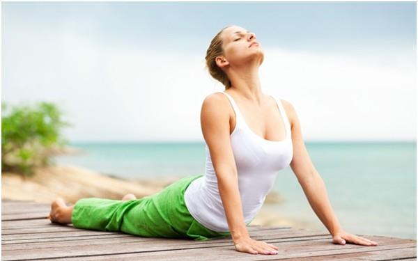 Gerakan yoga mengecilkan perut buncit