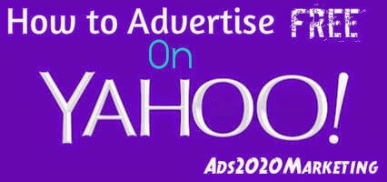 How-to-advertise-my-business-or-website-free-on-Yahoo